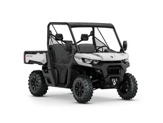 Can-Am Traxter PRO HD8 T Hyper Silver '20